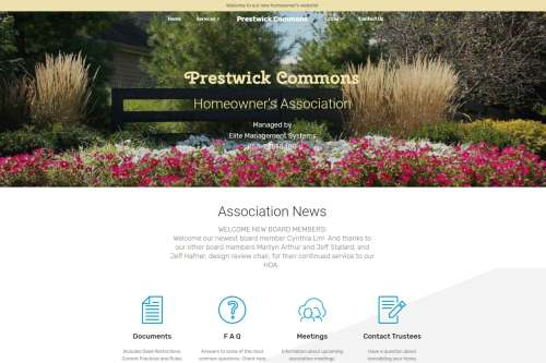 Prestwick Commons
